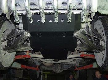 Защита сталь