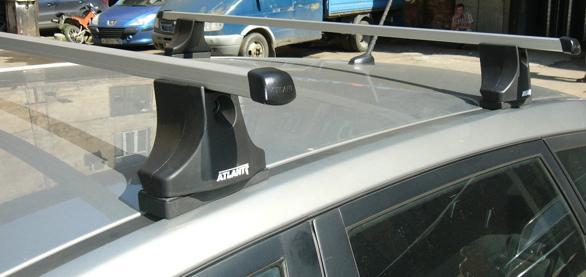Багажник прямоугольный