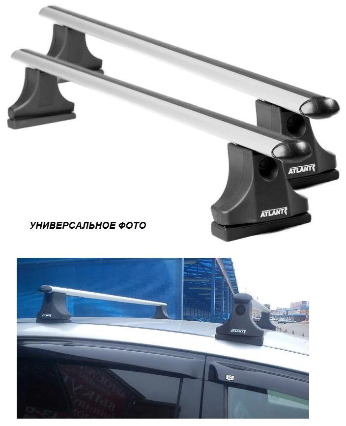 Багажник аэродинамика