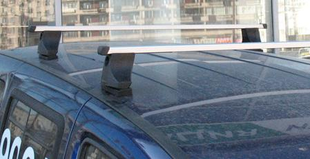 Багажник в штатные места