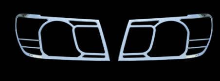 Накладки на фары и фонари