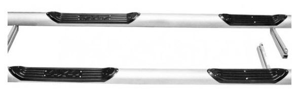 Подножки-трубы