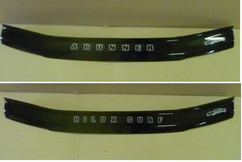 Дефлектор капота